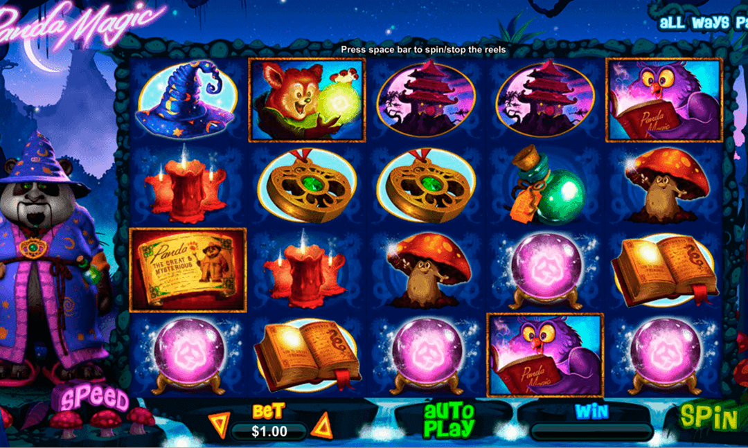Reveal the Secrets of Magic World with Double Magic Slot