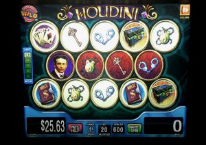 Showman of Houdini Casino